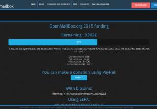 OpenMailBox se actualiza y mejora su servicio