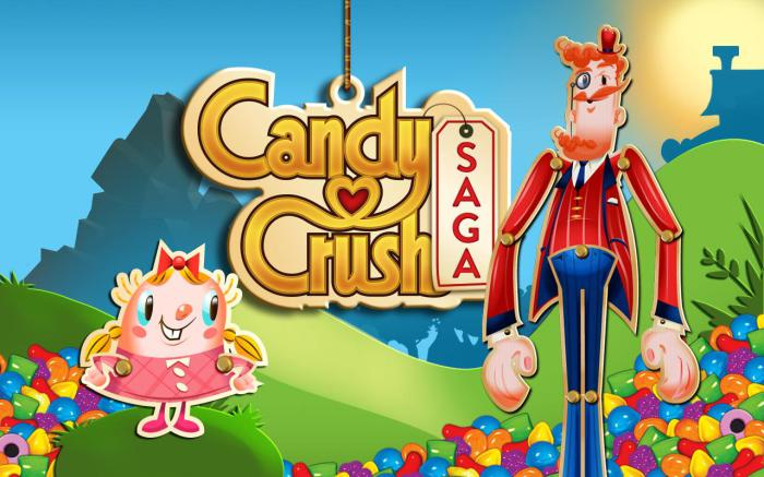 Llega Candy Crush para Windows Phone 8.1
