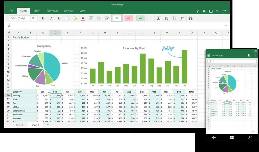 Microsoft anuncia novedades sobre Office 2016 que llegará en la segunda mitad de 2015