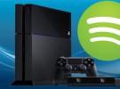 Spotify da el salto a PlayStation