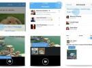 Los vídeos y las conversaciones en grupo llegan a Twitter