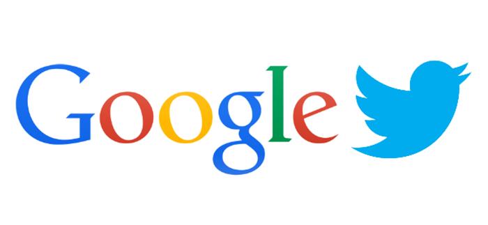 Vuelven los tweets al buscador de Google