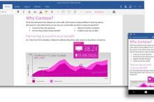 Ya puedes tocar Office con los dedos: disponible la versión táctil beta