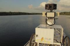 Google Street View se adentra en la selva amazónica