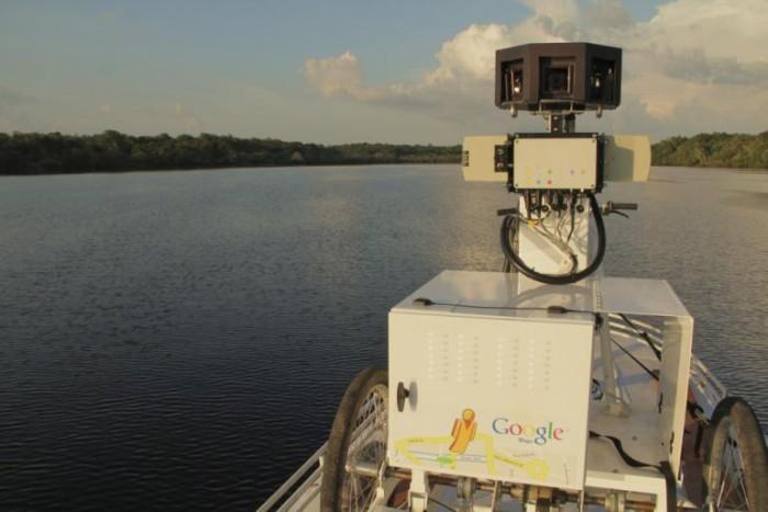google-amazonas