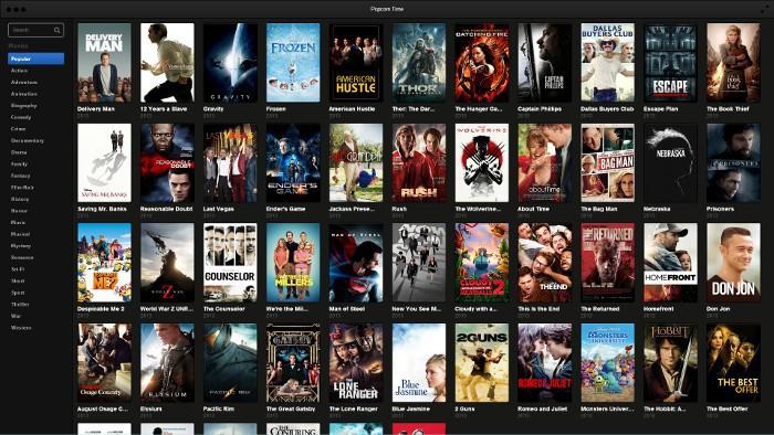 Nacho Time, el Popcorn Time para navegadores, está en problemas