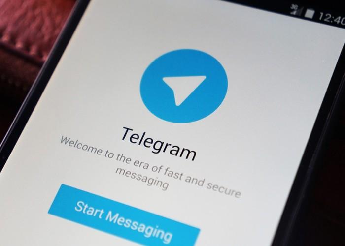 Menciones y hashtags llegan a Telegram con su última actualización