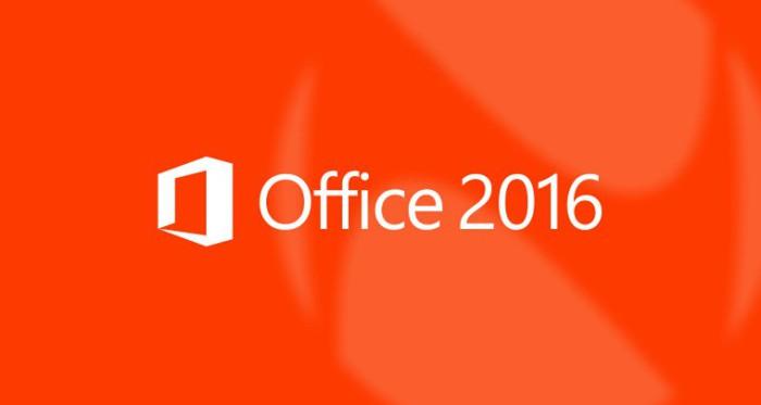 Llega a OS X Yosemite la versión preliminar de Microsoft Office 2016