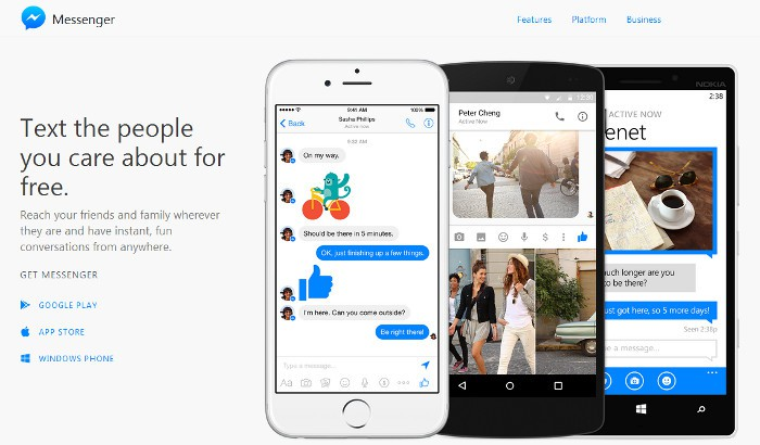Messenger ya tiene 500 millones de usuarios activos mensuales