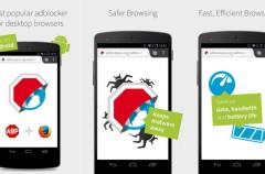 Adblock Browser, el nuevo navegador de Adblock Plus para Android