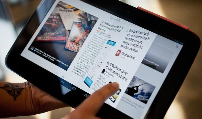 Twitter quiere comprar Flipboard
