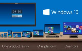 Estas serán todas las versiones disponibles de Windows 10