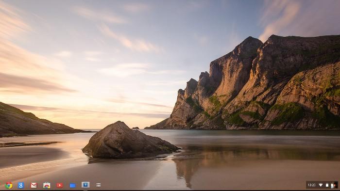 Chrome OS se actualiza a la versión 43.0.2357.81