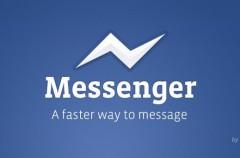 Ya puedes usar Facebook Messenger sin tener cuenta en Facebook