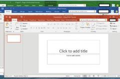 Office 2016 podría estar disponible a partir del 22 de septiembre