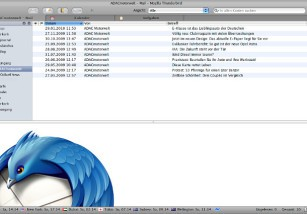 Thunderbird se ha convertido en un pequeño problema para Mozilla