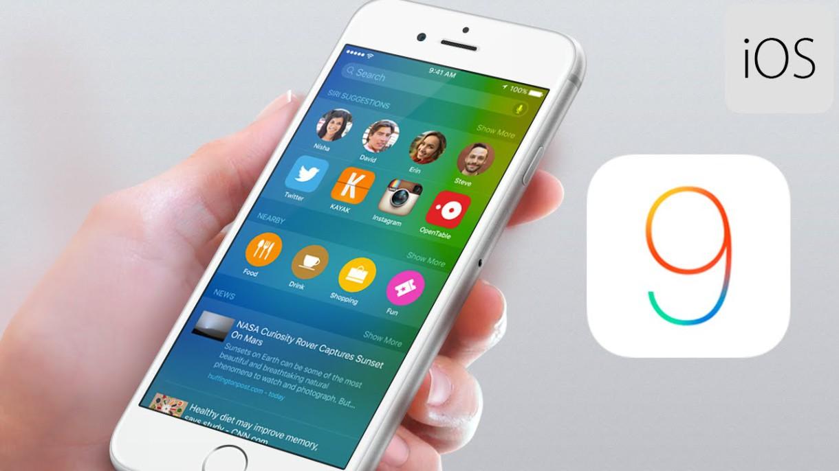 Ventajas que aporta iOS 9 a tu iPhone 6 Plus