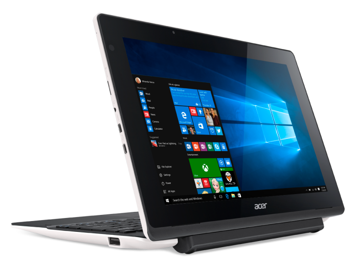ACER – ASPIRE SWITCH E10 2016 - 2