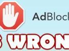 ¿Está AdBlock perjudicando a las webs?