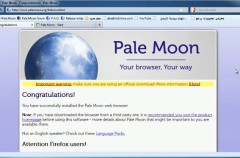Esto es lo que podría esperarle a Pale Moon