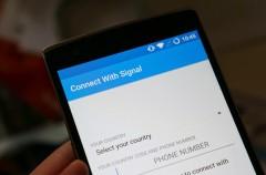 Signal: nuevos nombres y una actualización de la aplicación