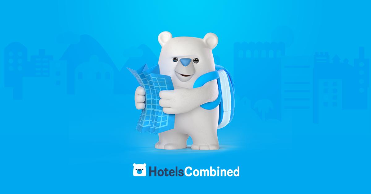 Encuentra las mejores ofertas de alojamiento con HotelsCombined