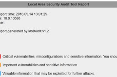 Last Audit PC, conoce si tienes problemas de seguridad