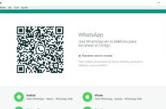 WhatsApp ya tiene aplicación de escritorio