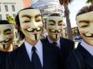 Anonymous filtra los datos de 5.400 agentes de la Policía Nacional