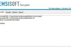 ApocalypseVM, un ransomware menos del que preocuparse