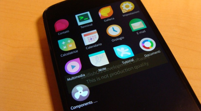Rusia está trabajando en su propio sistema operativo móvil