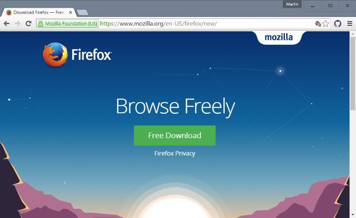 Mozilla quiere que el Firefox de 64 bits sea un estándar