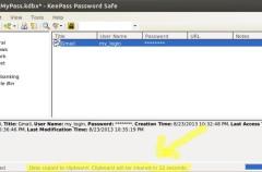 Anunciado KeePass 2.35, estas son sus principales novedades