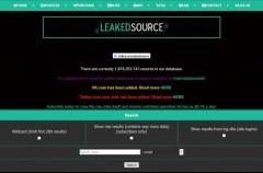 LeakedSource, cerrada la web de las 3.100 millones de contraseñas