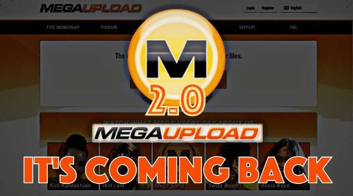 Megaupload 2.0 se retrasa y Kim Dotcom explica nuevos detalles