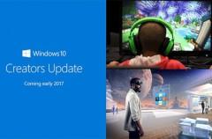 Windows 10 Creators Update podría estar disponible a partir de abril