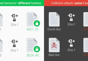El cifrado SHA-1 es vulnerado: Google y varios investigadores han conseguido romperlo
