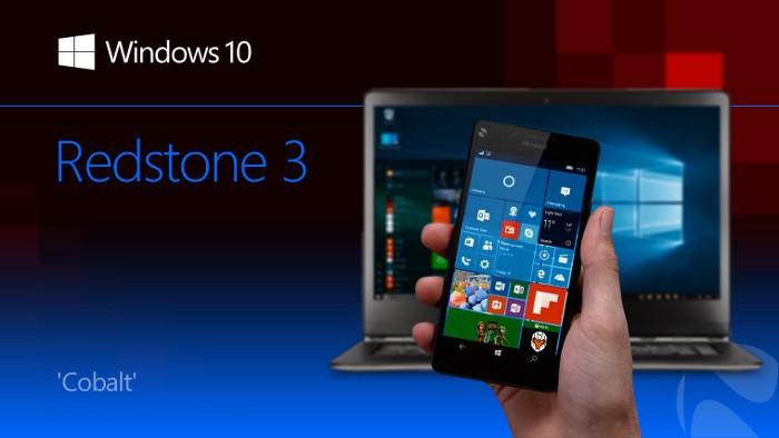 Windows 10 Redstone 3, otra gran actualización que llegará en septiembre