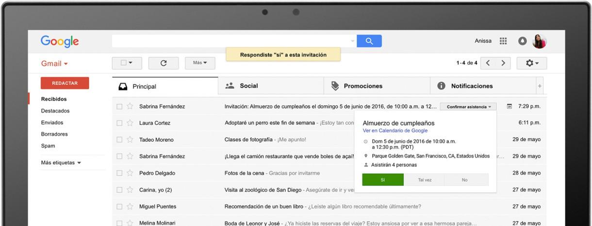 Estas son las nuevas características de seguridad que incluye Gmail