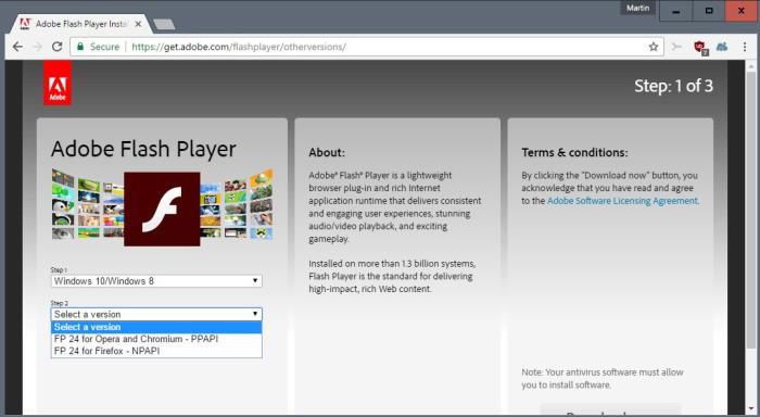 Adobe confirma el abandono de Flash en diciembre de 2020