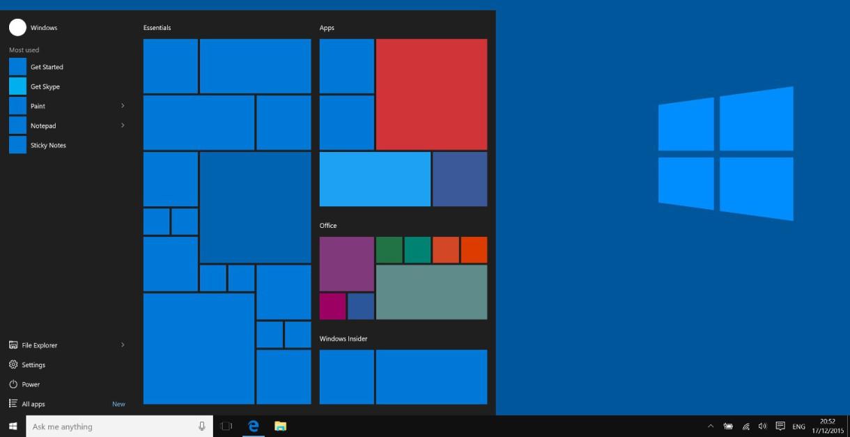 Los usuarios que no tengan Windows 10 Creators Update no obtendrán actualizaciones
