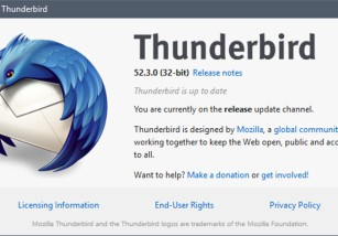 Disponible Thunderbird 52.3.0