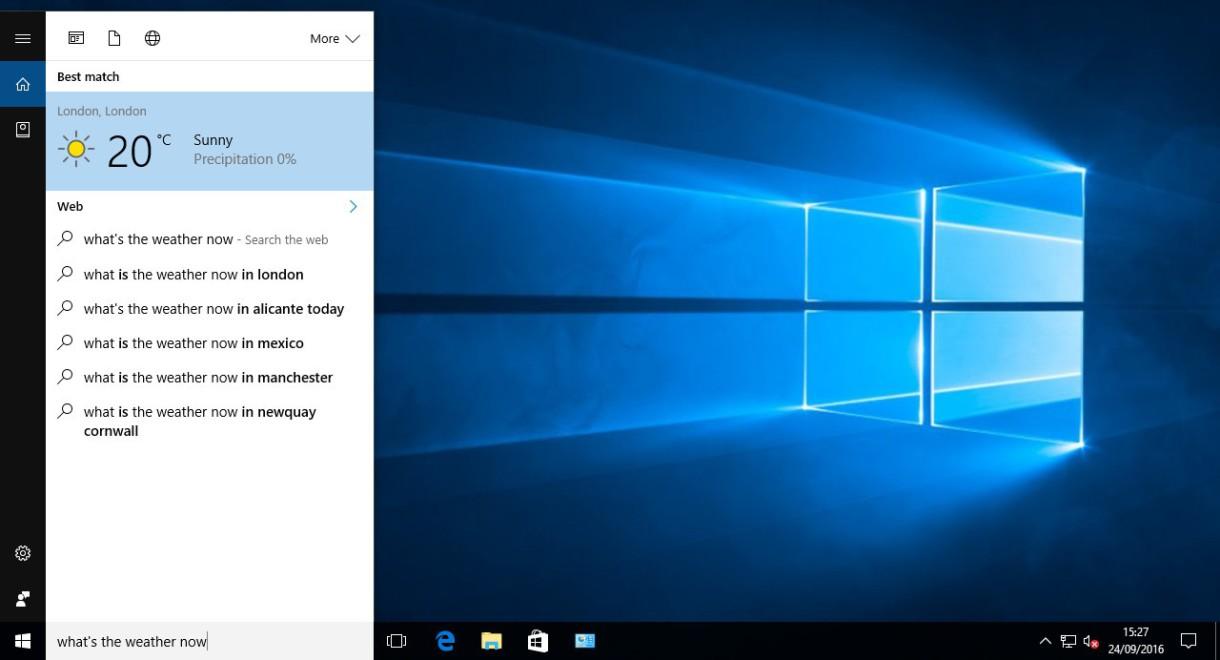 Así es la última actualización acumulativa de la compilación 1703 de Windows 10
