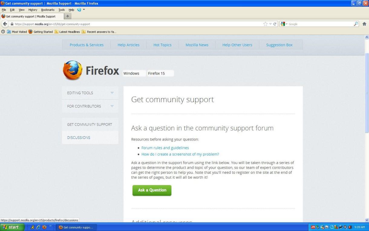 Firefox tendrá soporte en XP y Vista hasta junio de 2018