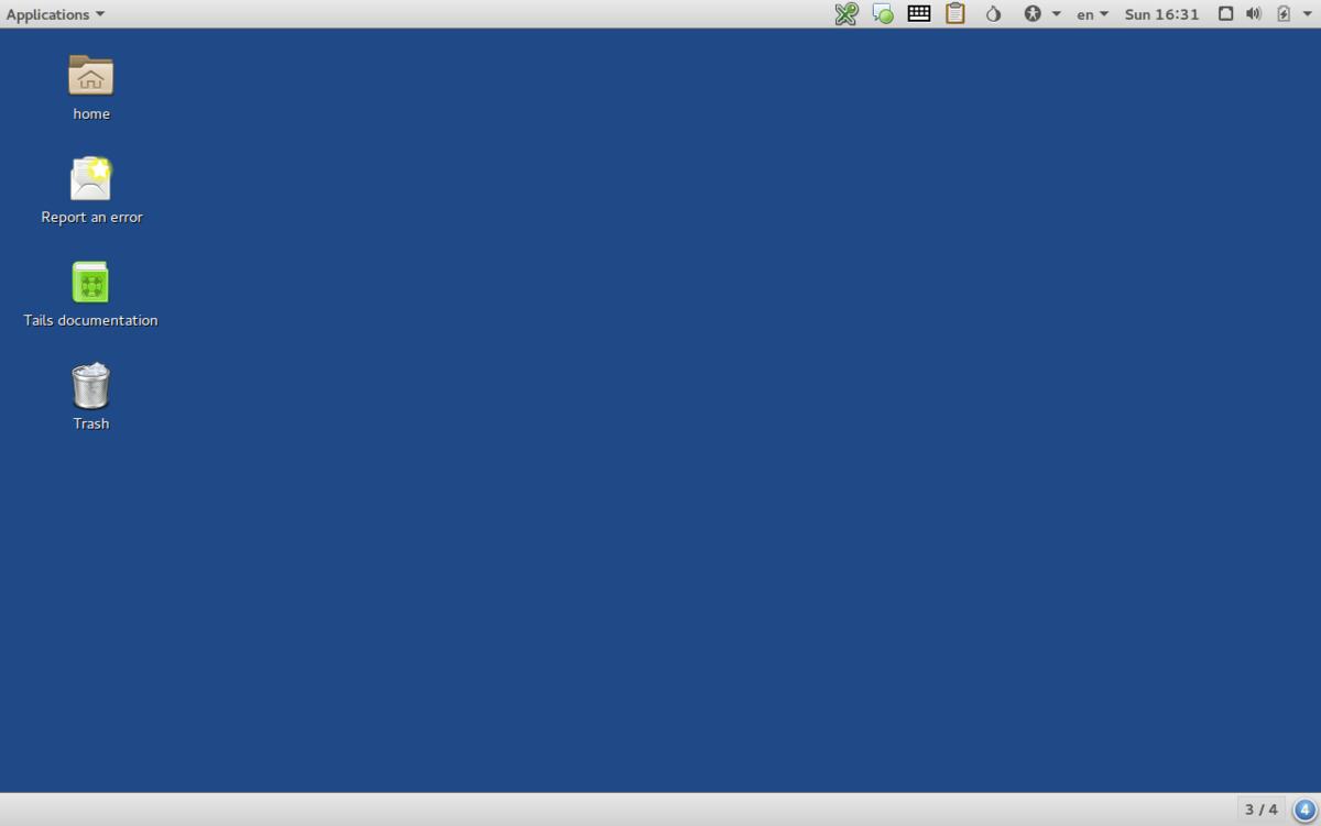 Tails 3.4 ya está disponible, y tiene novedades interesantes en cuanto a seguridad