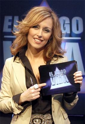"""Emma García en """"El juego de tu vida"""""""
