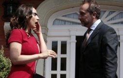 Gonzalo de Castro y Natalia Verbeke