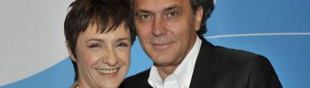 Blanca Portillo y José Coronado