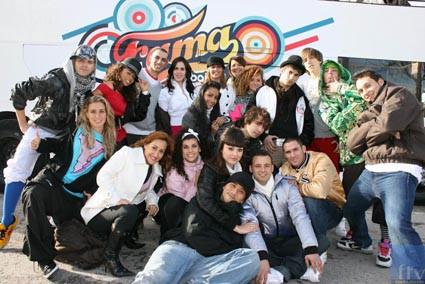 Participantes de Fama