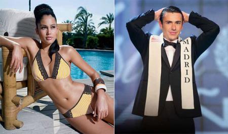 Miss y Mister España 2008